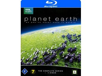 Planet Earth (4 Blu-ray)