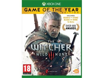 Witcher 3: Wild Hunt - Game of the Year Edition - Xbox One