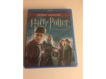 Harry Potter och halvblodsprinsen. 2 disc specialutgåva