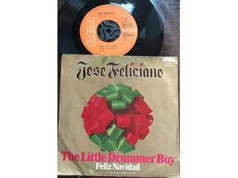 JOSE FELICIANO  THE LITTLE DRUMMER BOY