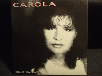 45 - CAROLA. Brand new Heart/Spread your wings (For your Love). 1986
