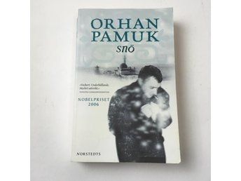 Bok, Snö, Orhan Pamuk, Pocket, ISBN: 9789172637764, 2006