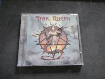 Star Queen - Faithbringer 2002 (Heavy Metal/Power Metal, Sve/Fin/Gre)
