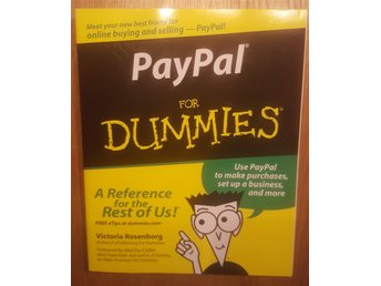 Victoria Rosenborg - PayPal For Dummies