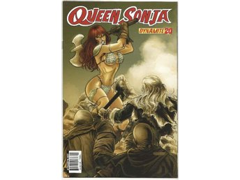 Queen Sonja # 20 Cover A NM Ny Import REA!