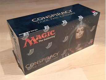 Magic Conspiracy: Take the Crown Display (36-pack)