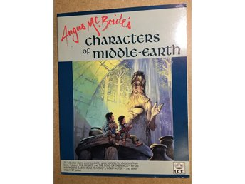 Angus McBride's Characters of Middle Earth