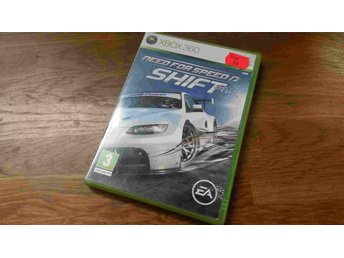 NEED FOR SPEED SHIFT XBOX 360 BEG