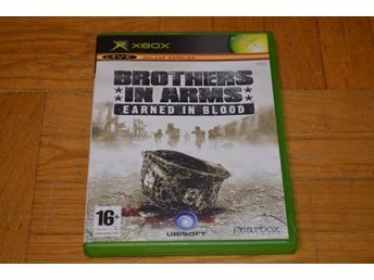 Brothers In Arms Earned In Blood - Xbox