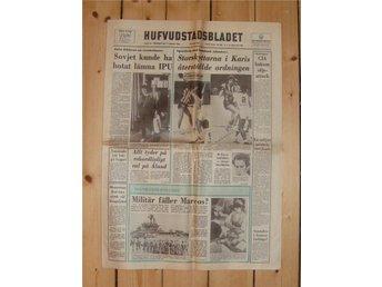 1983-10-17 Hufvudstadsbladet. Pargas Kalkbergsmuseum. - Helsingborg - 1983-10-17 Hufvudstadsbladet. Pargas Kalkbergsmuseum. - Helsingborg