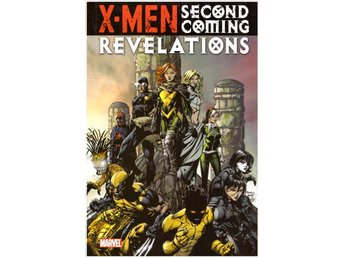 X-Men Second Coming Revelations HC (2010) Rea 149sek!!!