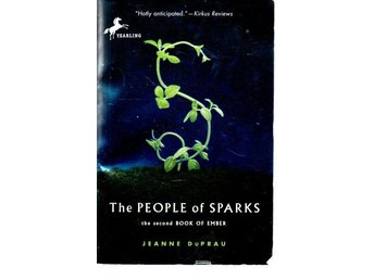 Jeanne Duprau: The People of Sparks - Book of Ember 2