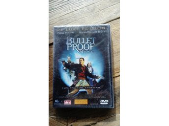 Bullet proof monk (Chow Yun-Fat,Sean William Scott) inplastad DVD - Grums - Bullet proof monk (Chow Yun-Fat,Sean William Scott) inplastad DVD - Grums