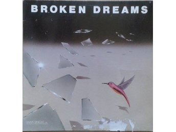 "Broken Dreams title*  Broken Dreams* Euro-Disco, Synth-pop, Disco 12""-maxi Germa"