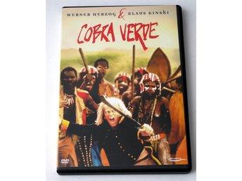 Cobra Verde Werner Herzog Klaus Kinski DVD - Enskede - Cobra Verde Werner Herzog Klaus Kinski DVD - Enskede