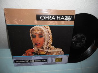 Ofra Haza - Im Nin'alu (Played In Full Mix) 12a EX/EX