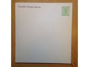 Swedish postage stamps folder 1968