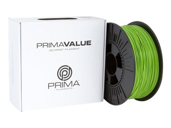 PrimaValue PLA filament, 1.75mm, 1kg, grön