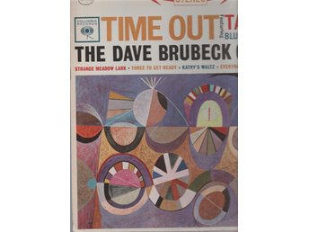 The Dave Brubeck Quartet      TIME OUT   columbia 8192