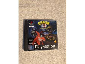Crash Bandicoot 2: Cortex Strikes Back - Komplett