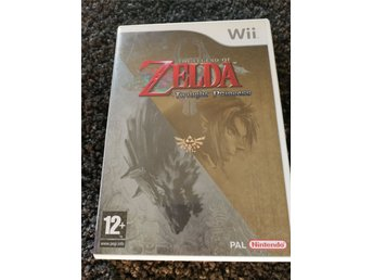 The Legend Of Zelda  Twilight Princess - Nintendo Wii