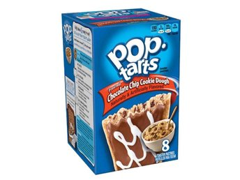 Pop-Tarts Frosted Chocolate Chip Cookie Dough 400g