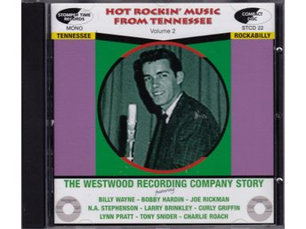 Various Artist - Hot Rockin`Music From Tennessee