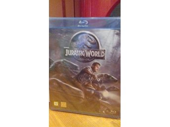 Blu-ray filmen Jurassic World