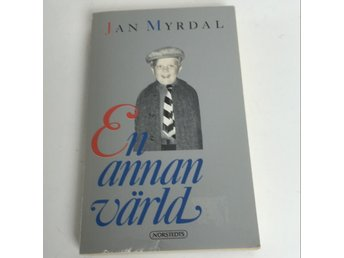 Bok, En annan värld, Jan Myrdal, Pocket, ISBN: 9789118841613, 1989