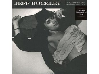 Buckley Jeff: Live at East Orange NJ April 1992 (Vinyl LP)