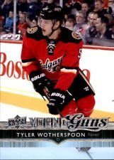 Upper Deck- Young Guns- Tyler Wotherspoon