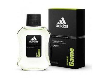 Parfym Herrar Pure Game Adidas EDT, 100 ml