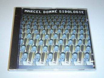 Marcel Donne Sidologie Soundtrack Musik Commodore 64 C64 *NYTT*