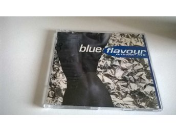 Blue Flavour - Answer Me, CD