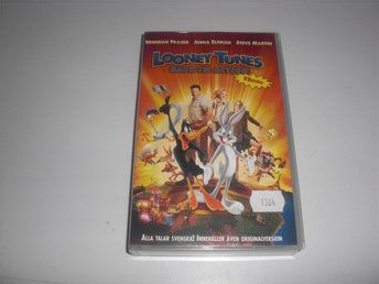 Looney tunes  -  Back in action  -  VHS