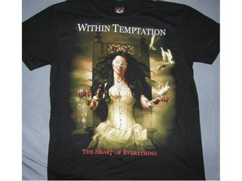 T-SHIRT: WITHIN TEMPTATION  (Str L)