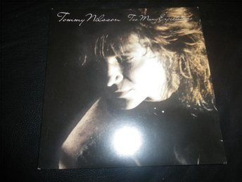 tommy nilsson to many expeetatione-dont break it singel
