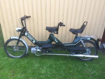 Puch maxi tandem-moppe