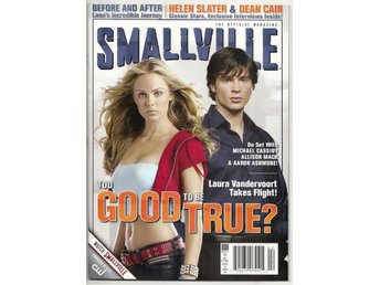 Smallville Magazine # 24 Cover A NM Ny Import REA!