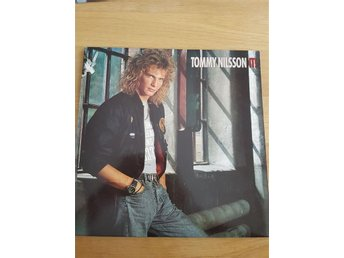 Tommy Nilsson IT vinylskiva