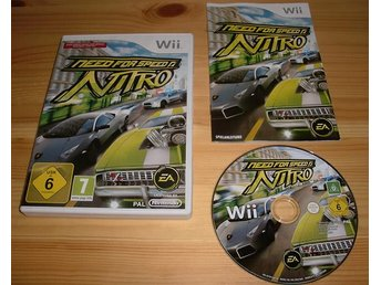 Wii: Need For Speed Nitro