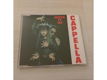 CAPELLA - MOVE IT UP. (CD)