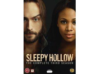 Sleepy Hollow / Säsong 3 (5DVD) - Nossebro - Sleepy Hollow / Säsong 3 (5DVD) - Nossebro
