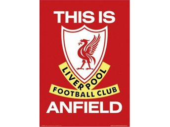 Liverpool - This is Anfield