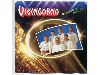 Vikingarna med Christer Sjögren -Instrumental hits 1 cd 1988