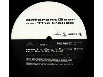 DIFFERENT GEAR VS THE POLICE - WHEN THE WORLD...
