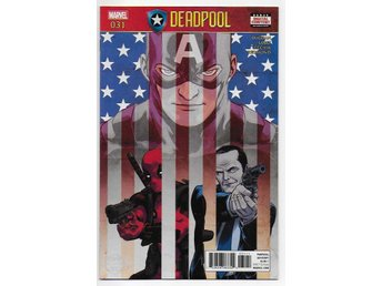 Deadpool Volume 4 # 31 NM Ny Import
