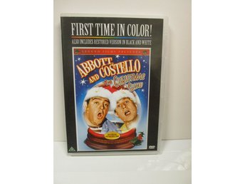 Abbott and Costello - The Christma Show - FINT SKICK!