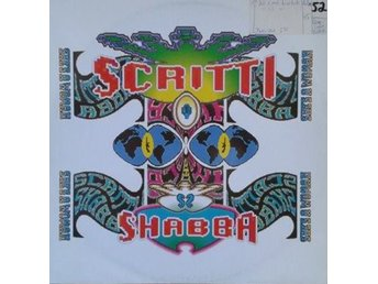 Scritti Politti Featuring Shabba Ranks *She's A Woman* Loungh , Leftfield 12""