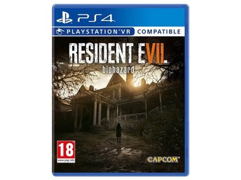 Resident Evil VII (7) - Playstation 4
